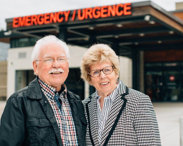 Andre & Shirley Desroches