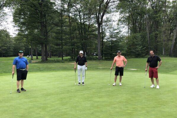 Captain's Invitational golf tournament raises more than $350,000