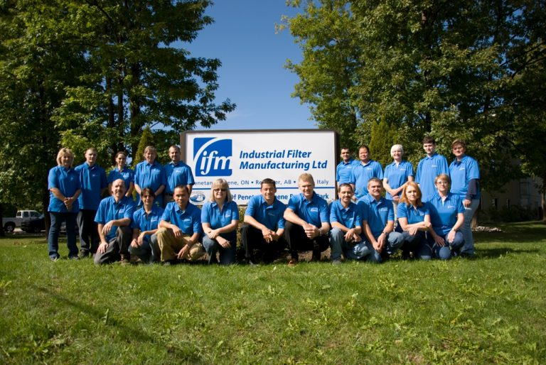 Industrial Filter Manufacturing Staff