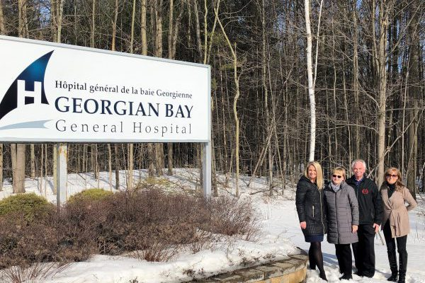 GBGH Foundation purchases land to secure future development space for hospital
