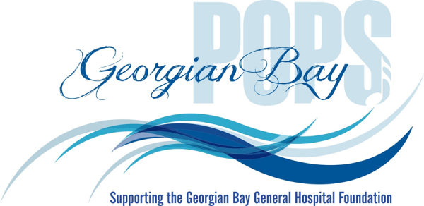 Georgian Bay Pops logo