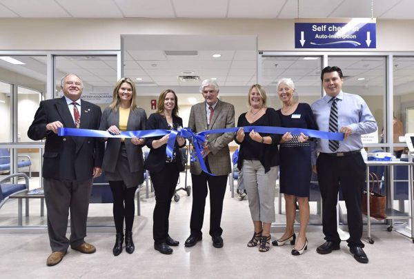 Grand Opening of the new Emergency Department