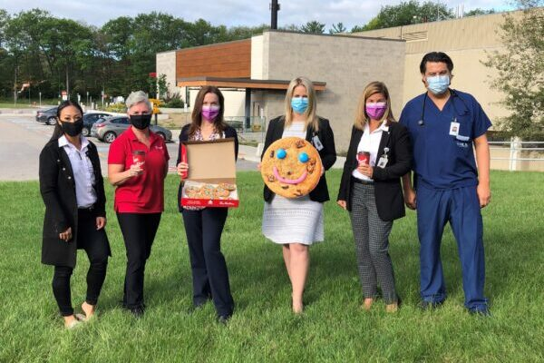 Smile Cookies are back supporting local healthcare at GBGH
