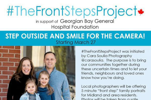 Local photographers collaborate on #FrontStepsProject for GBGH