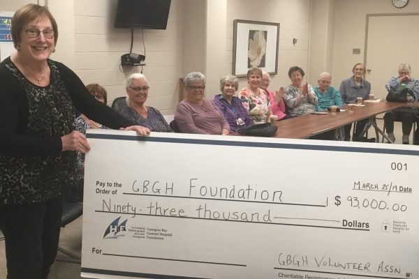 Volunteer Association gives $93,000