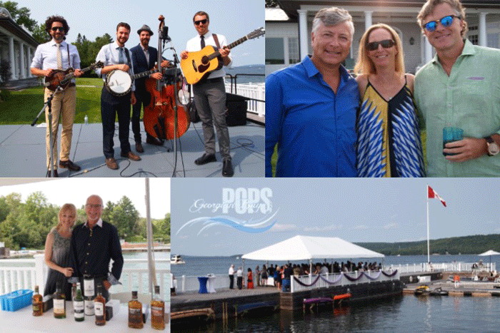 2018 Georgian Bay Pops