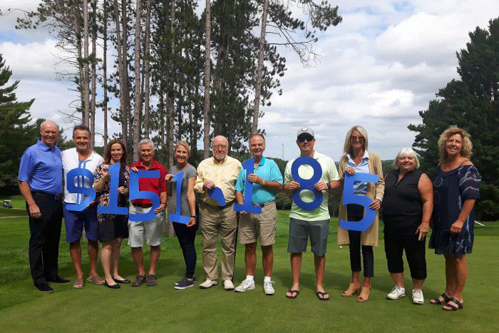 Glenn Howard Charity Golf Raises $151,185
