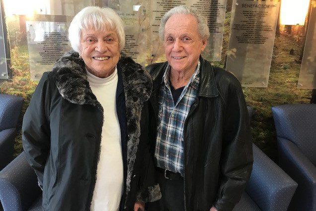 Bill & Arlene Schumacher