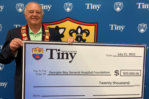 Tiny Township continues vital support for GBGH