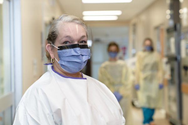 Team Member in PPE