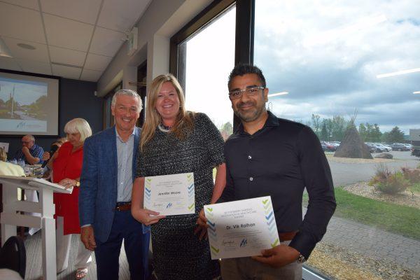 Robbert Hartog Innovation Award Winners