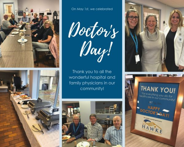 Doctor's Day Collage