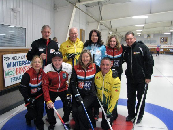 Curl with the Pros 2014