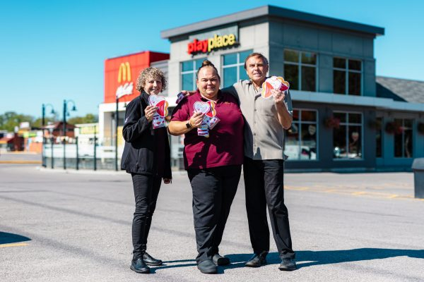 McHappy Day brings back thousands of SMILES!