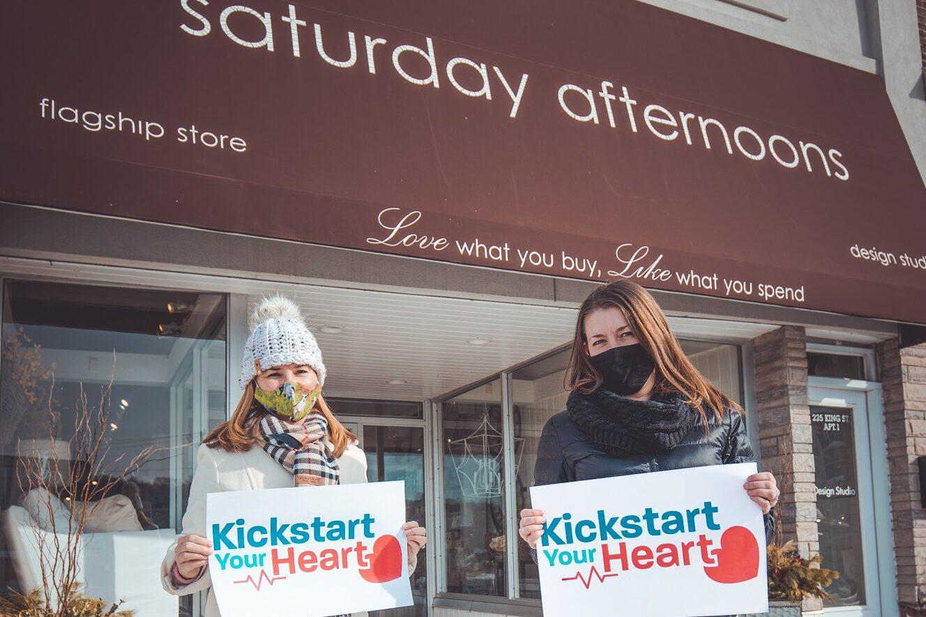 Kickstart Your Heart with $20,000 Match Gift!
