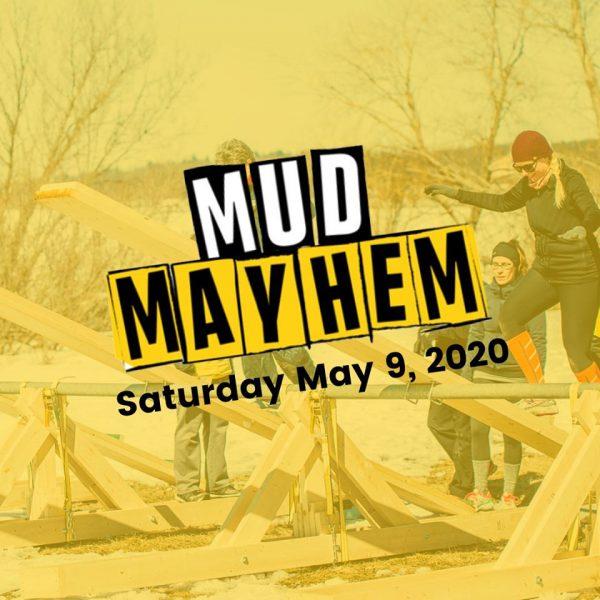 Mud Mayhem Social Graphic