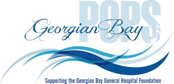 Georgian Bay Pops logo