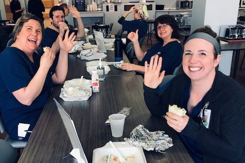 Local restauranteur donates more than $28,000 in meals for hospital staff