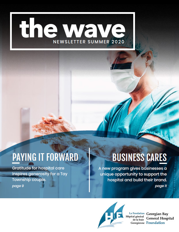 The Wave - Summer 2020 Cover