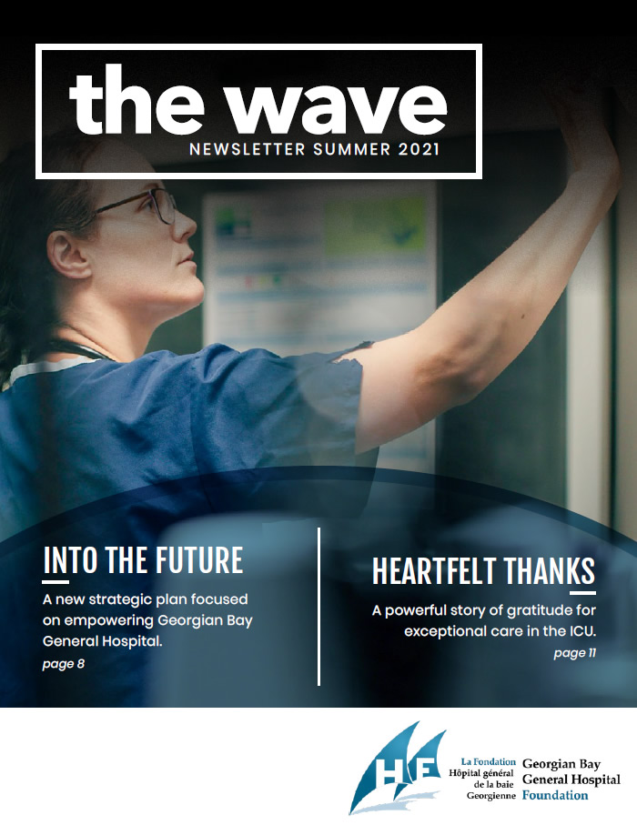 The Wave - Summer 2021 cover