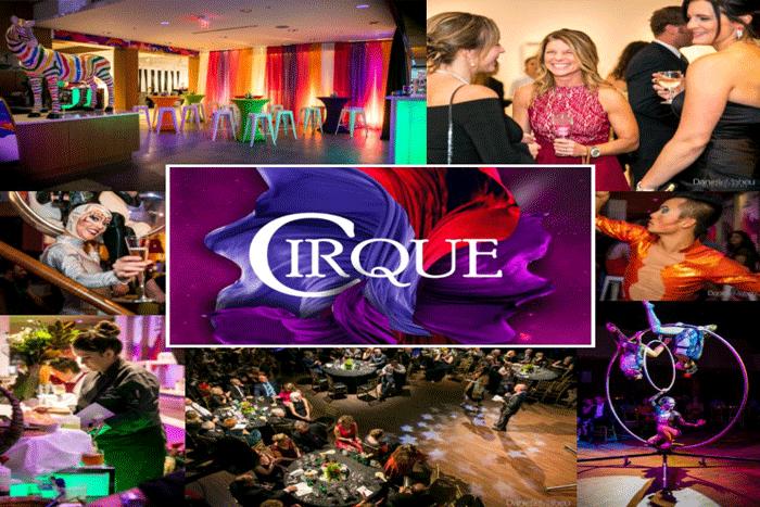 2018 GBGH Gala: CIRQUE was a spectacular evening!