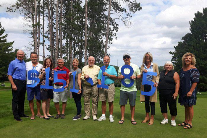 Glenn Howard Charity Golf